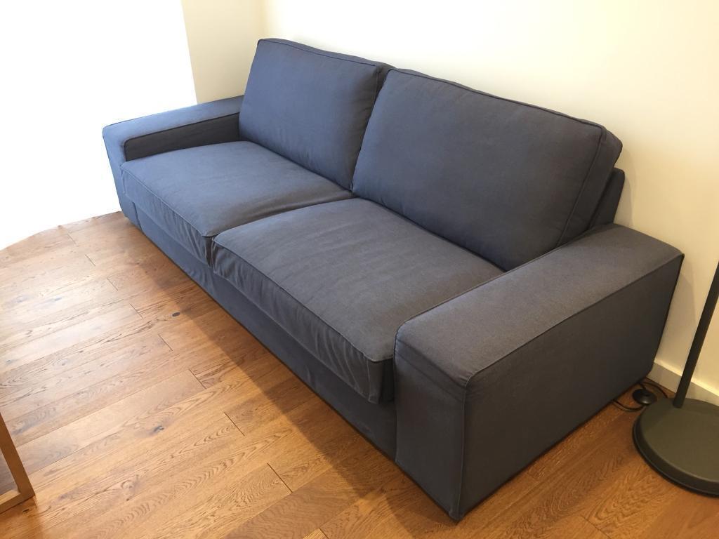 3 Seat Sofa Kivik Ikea In Gloucester Road Bristol