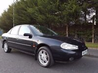 2000 FORD MONDEO GLX SALOON 1.6 PETROL SAME OWNER LAST 9YEARS MOT DECEMBER 2016 MECHANICALY PERFECT