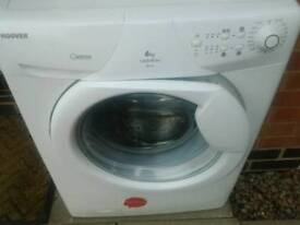 Hoover washing machine as new