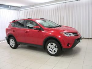 2015 Toyota RAV4 WHAT A GREAT DEAL!! LE AWD SUV W/ HEATED SEATS,