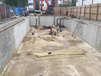 Kk formwork,groundworks,basements