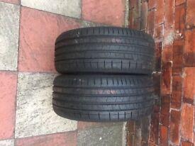 Brand New P ZERO tyres 255/40/10