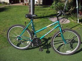 Ladies Apollo Impact Mountain Bike