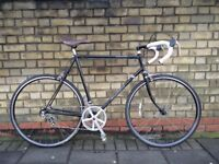 Men's Vintage Classic Road Bike / Bicycle - 58cm Frame - 2 x 9 Speed - Hand Built / Reconditioned