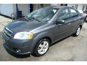 2011 Chevrolet Aveo LT  SUPER CLEAN