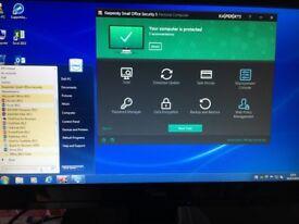 Dell Vostro 260 desktop, Dual Core G620, 8GB Ram, 500GB HDD.