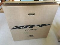 Zipp 30 course disc wheelset rear is brand new boxed/ front is used but perfect inc rotors/adaptors