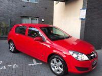 Vauxhall Astra 1.6 Design, 1 Owner, 2 Keys, FSH, HPI Clear, Free 6 Month Warranty, 1 Year MOT.