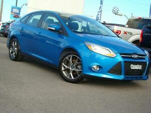 2014 Ford Focus SE BLUETOOTH/17''