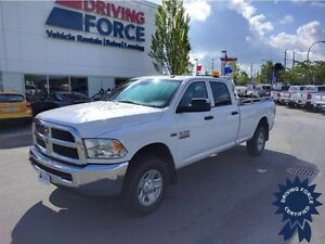2014 Ram 3500 Tradesman Crew Cab 4WD Long Box, Seats 6 People