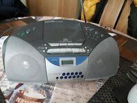 Sony portable Radio/CD/Cassette