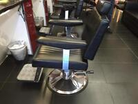 Barber chair very good condition price reduced for quick sale