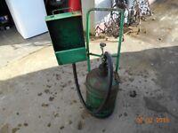 oil drainer