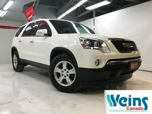 2011 GMC Acadia BACK-UP CAMERA , 3rd ROW SEATS , CLEAN VEHICLE H