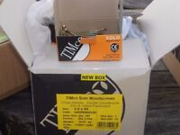 wood screw timco 5 x 90mm woods screws 100 screws per box brand new