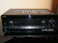 Sony STR-DH820 7.2 AV Reciever Amp Amplifier Surround Sound 3D 110W