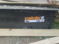Catnic lintels x3 for sale £20 for lot