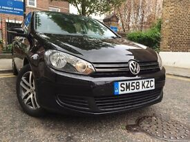 2008 VW Golf Immaculate condition. 1.9 TDI Manual. 1 owner from new