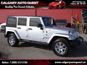 2011 Jeep WRANGLER UNLIMITED 70th Anniversary 4X4/6-SPEED/NAVI/L