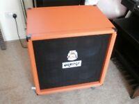 Orange OBC410 600 Watt Bass Cab 4 x 10