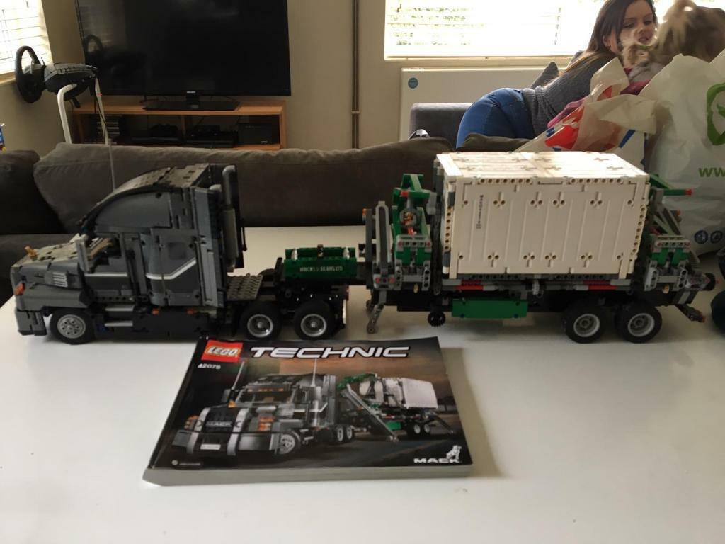 Lego technic mack anthem | in Harrow, London | Gumtree