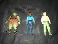 Vintage Star Wars Figures uuu