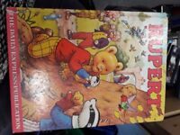 Rupert Annual - vintage collectible 1980 hb