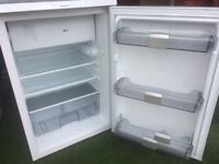 blomberg UNDER COUNTER FRIDGE WITH FREEZER COMPARTMENT FREE DELIVERY