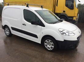 2013 Peugeot partner 3 seats