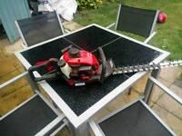 2015 Mountfield professional hedge cutter