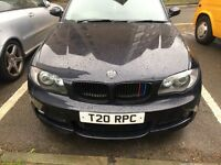 BMW 120d se (174) coupe private plate