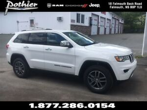 2017 Jeep Grand Cherokee Limited | LEATHER | HEATED SEATS | PARK