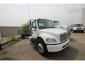 2012 Freightliner M2 26 FT  CHASSIS ONLY