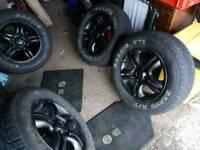 Freelander facelift tyres