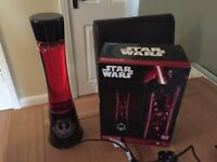 Star Wars Lava Lamp