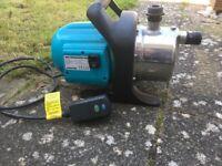 900w irrigation water pump