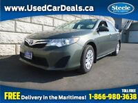 2014 Toyota Camry LE Auto Air Fully Equipped Cruise