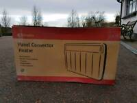 2 new Dimplex convector heaters