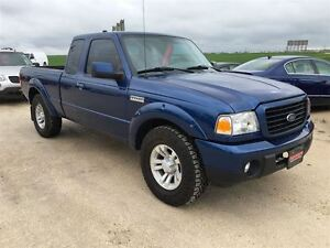 2008 Ford Ranger Sport Package ***2 Year Warranty Available