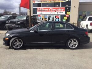 2013 Mercedes-Benz C-Class C 300 4MATIC|LEATHER|SUNROOF
