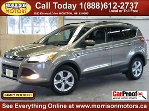 2013 Ford Escape SE AWD, Leather, Nav, 2.0L!