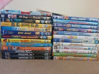 DVDS VIDEO SAMSUNG DVD PLAYER BOOKS REMOTE EDUCATION ENTERTAINMENT BUNDLE DISNEY LEGO TOYS HOLIDAY