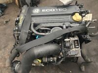 VAUXHALL ZAFIRA , 2.2, 2005 (55 PLATE), (Z22 YH) ENGINE, FOR SALE