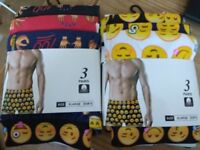 Men's Emoji Boxer shorts