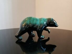 Blue Mountain Pottery Bear