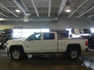 2015 GMC SIERRA 2500 HD 4WD CREW CAB TEXAS EDITION