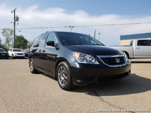 2010 Honda Odyssey EX-L-ONE OWNER-ACCIDENT FREE!!