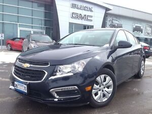 2015 Chevrolet Cruze LT Remote Start|Backup Cam|MyLink|Cruise|On