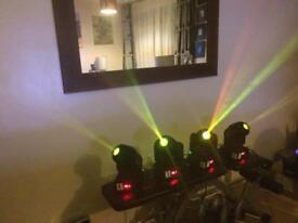 60 watts LED bright mini moving head