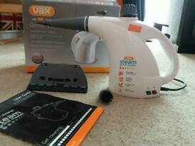 Vax Grime Master Steam cleaner.